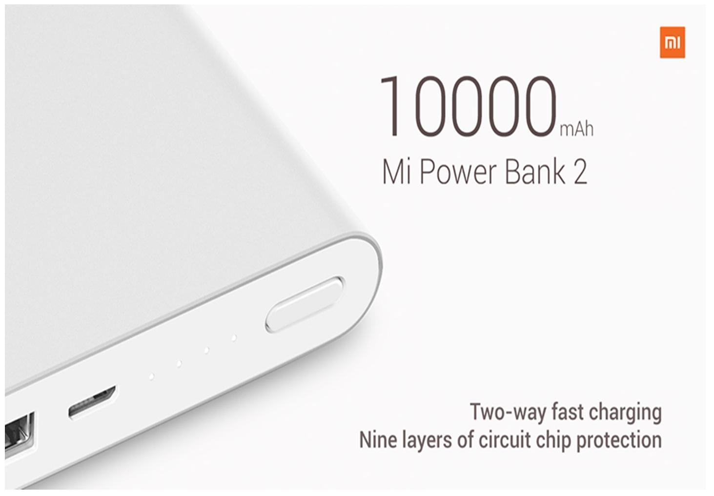 Powerbank Xiaomi Mi 5000mah Original Pb Power Bank Xiao 5000 Mah Ori 10000mah Fast Charge Generasi 2 Silver