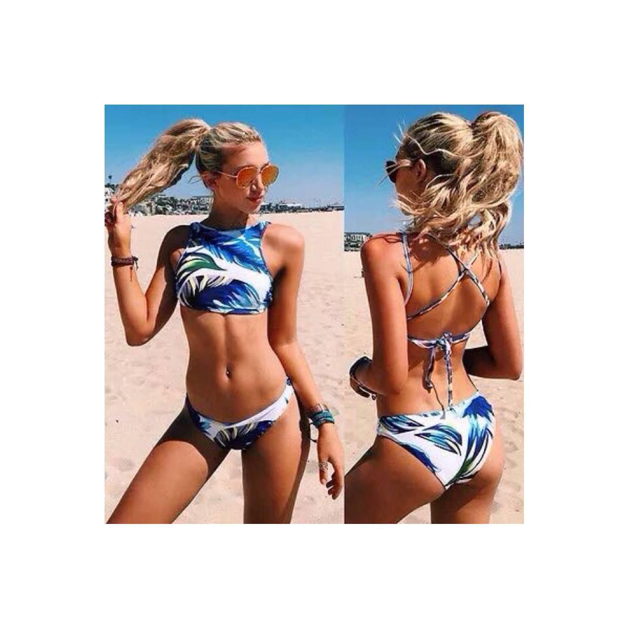 Jual Bikini Lingerie Swimsuit Baju Renang Underwear Celana Dalam Wani