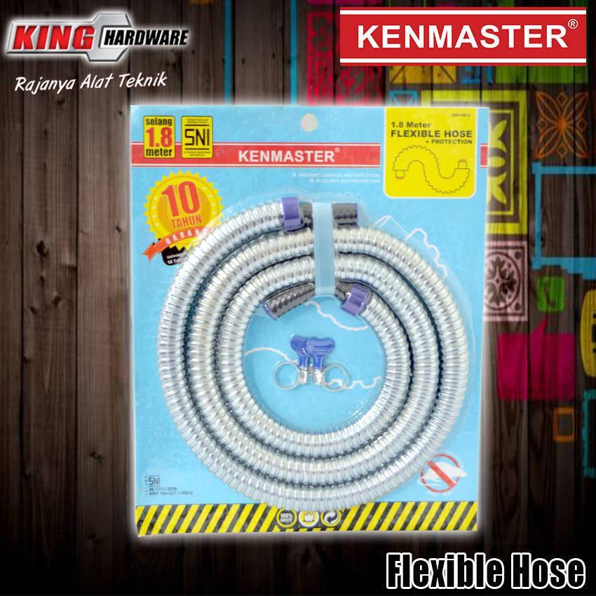 Selang Gas LPG 1.8 Meter Kenmaster