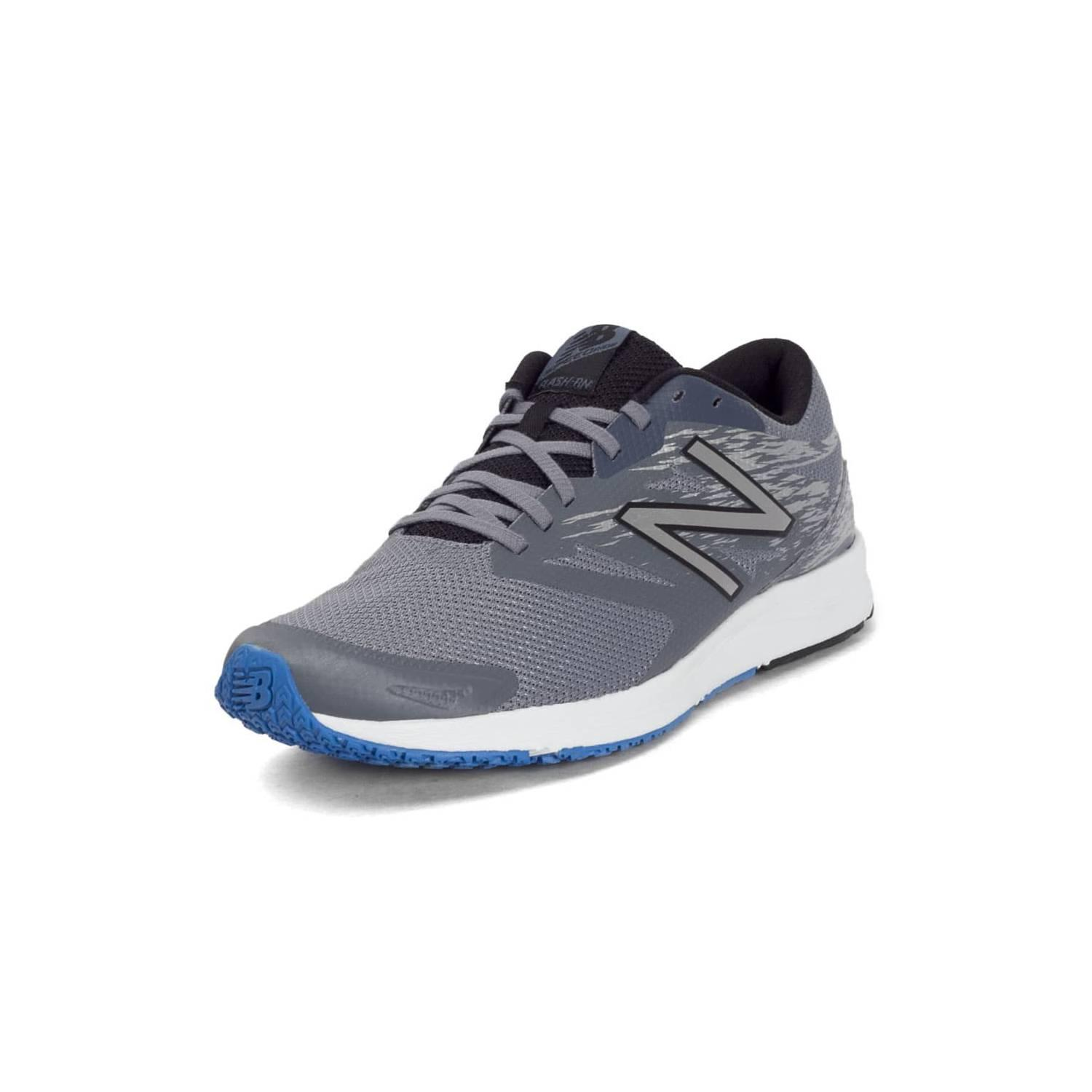 Sepatu Running NB New Balance Flash Series Original - ABU ABU, 41