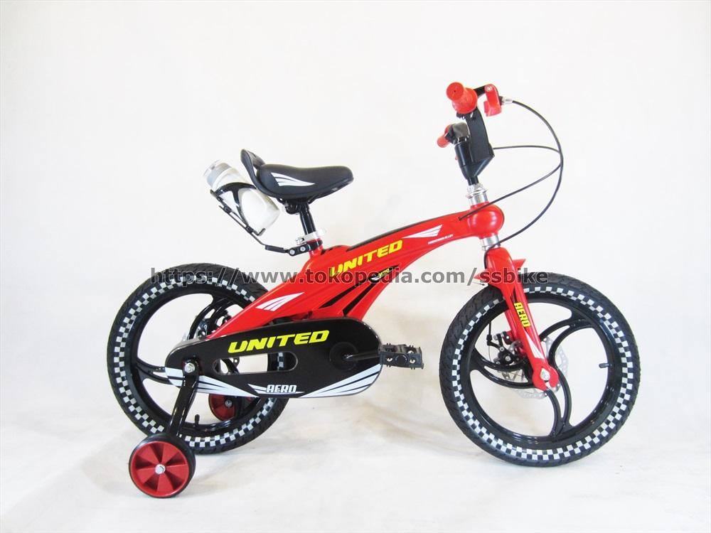 Sepeda Anak United 16
