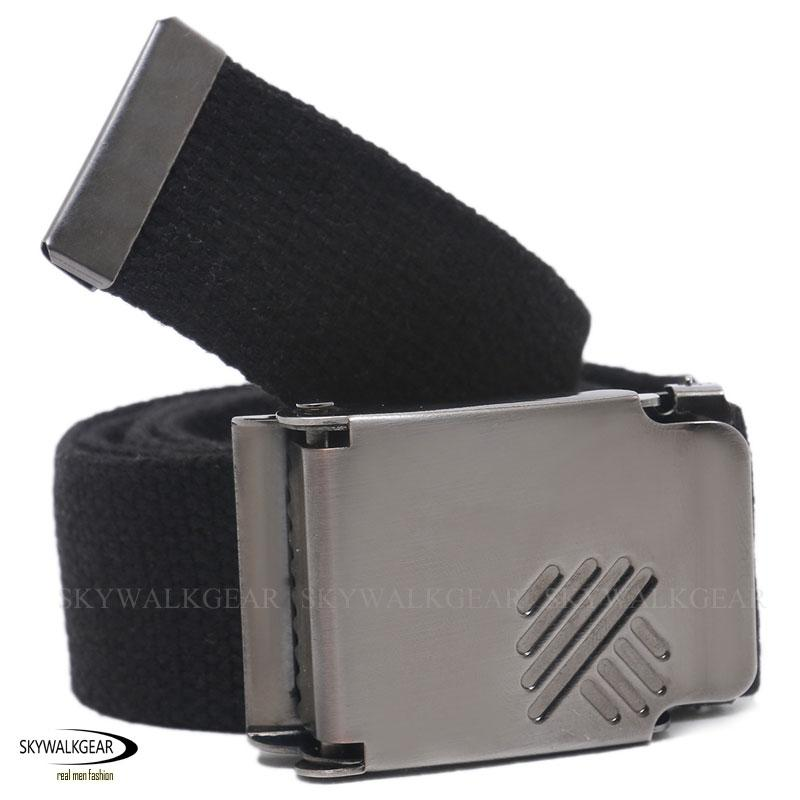 Skywalkgear Gesper Pria Sabuk Army Tactical - COMMANDO - Good Quality