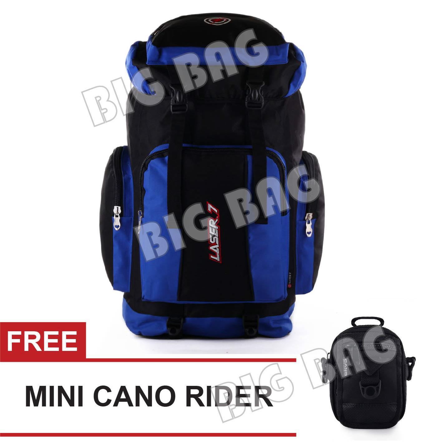 Gear Bag Cyborg X23 Backpack Black Grey Raincover Free Mini Cano Source · Tas Ransel Mudik Carrier Gunung Laser7 Colorado Outdoor Adventure Backpacking ...