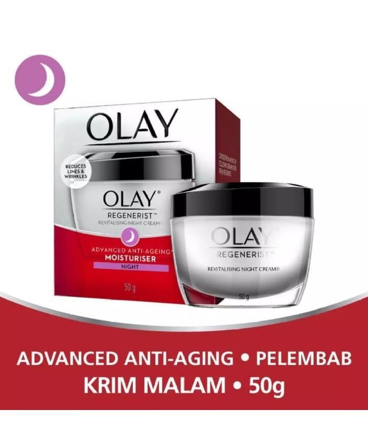 OLAY Regenerist Revitalising Night Cream 50gr