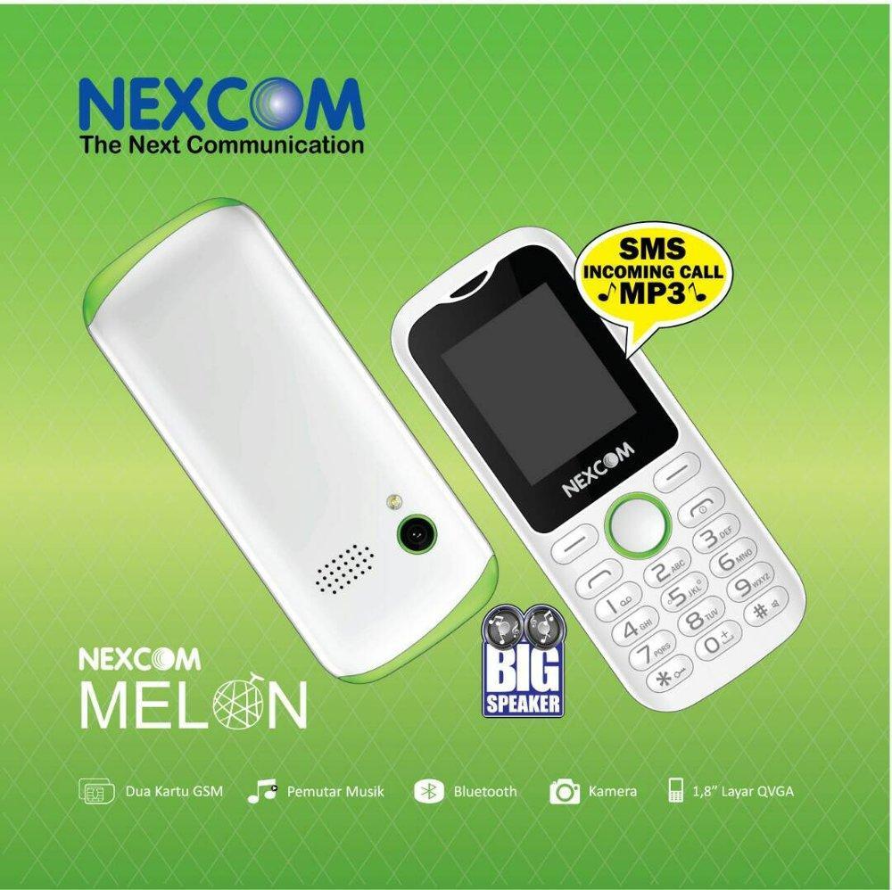 Nexcom Mars Melon Dual Sim Big Speaker