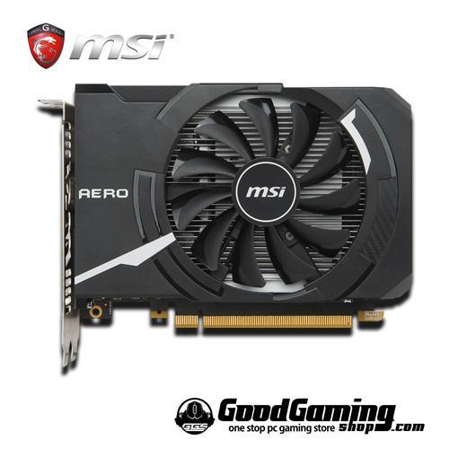 MSI GeForce GTX1050 AERO ITX 2GOC V1