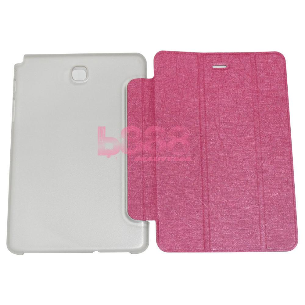 Beauty Samsung Galaxy Tab A T350 Ukuran 8.0 Inch Flipshell / Flip Cover Samsung Tab A / Leather Cas
