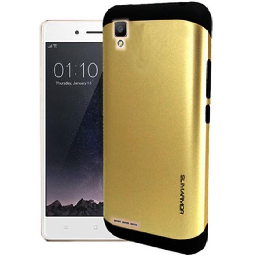 MR Case Slim Armor slim case for Samsung Galaxy V G313 case galaxy ace 4 - Gold