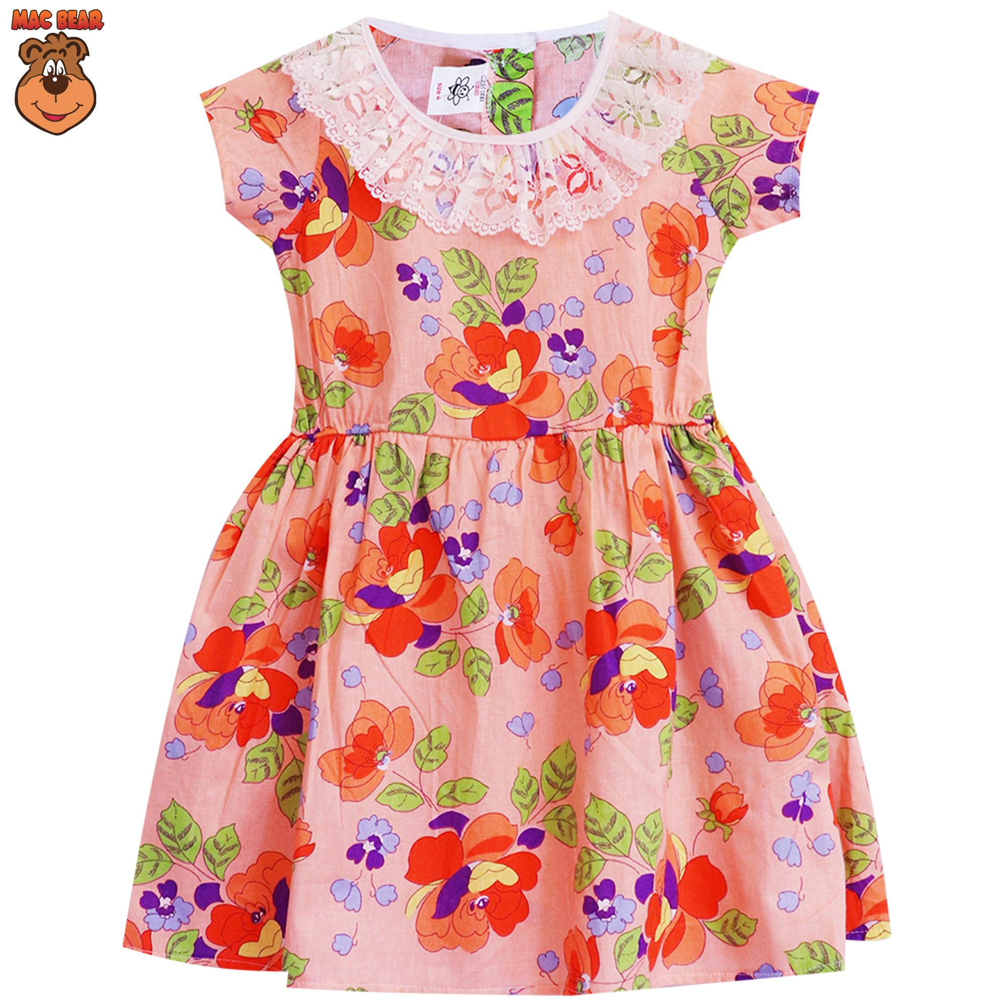 Buy Sell Cheapest Macbee Kids Baju Best Quality Product Deals Anak Setelan Butterflies And Friends Dress Cosmos Flowers
