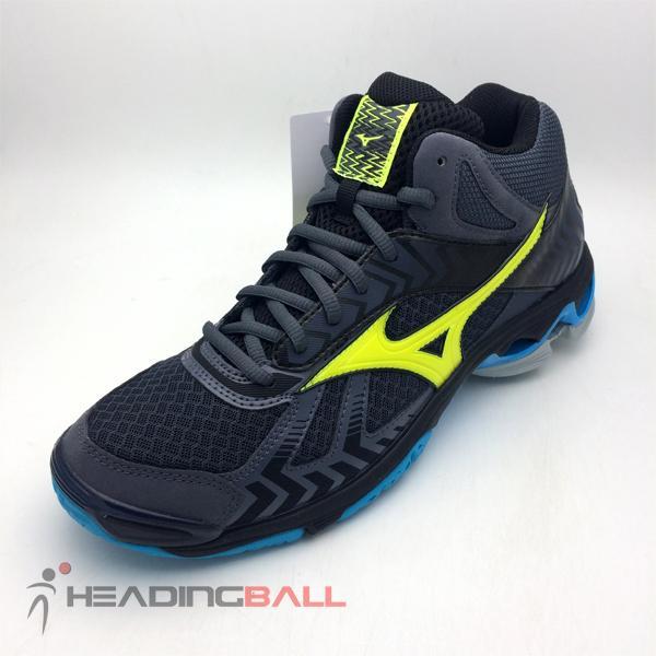 Sepatu Volley Mizuno Original Wave Bolt 7 Mid Ombre Blue V1GA186547 91a0ab1842