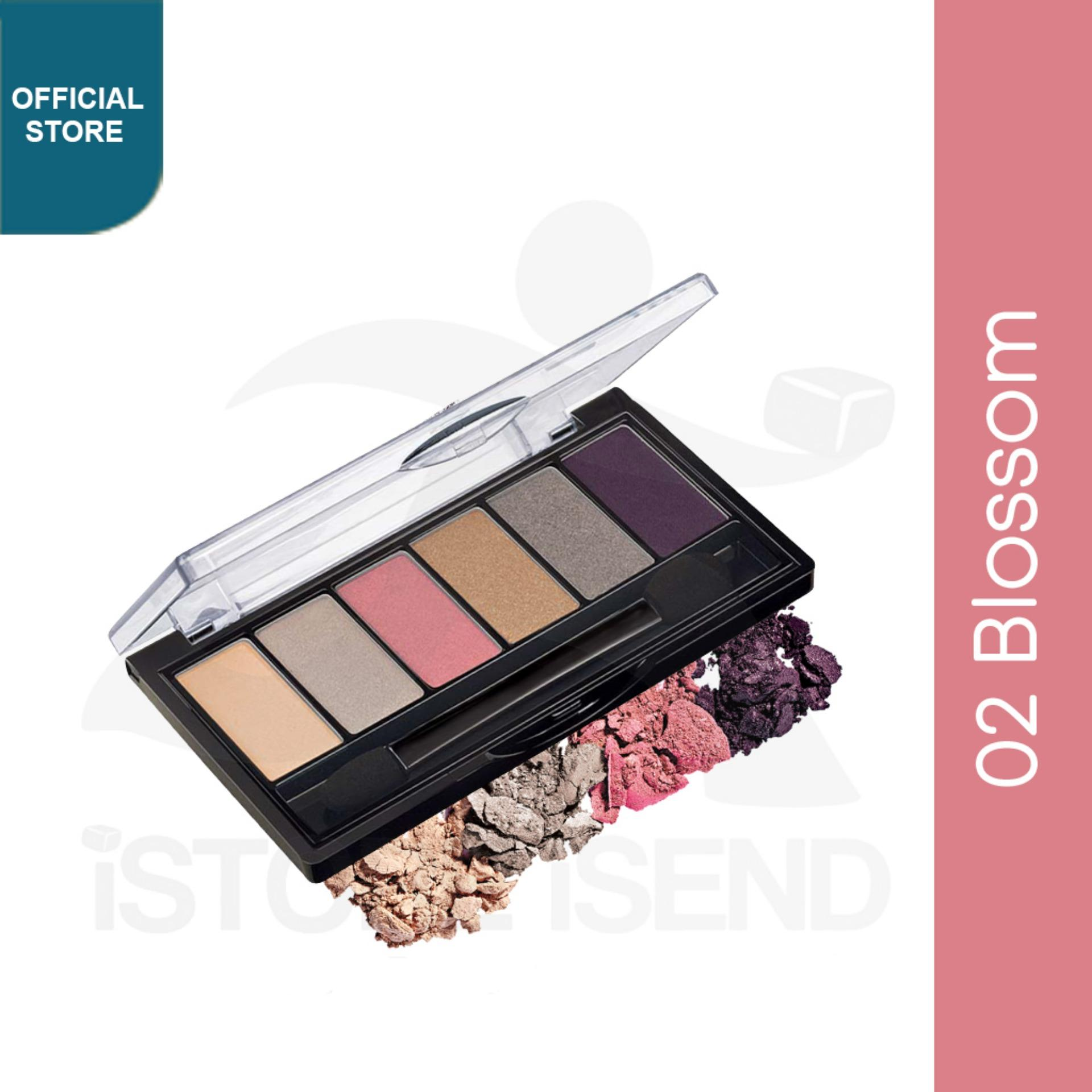 Buy Sell Cheapest Super Hot Silkygirl Best Quality Product Deals Eye Opener Waterproof Mascara 01 Black Truly Nude Shadow Palette 02 Blossom Ge0237