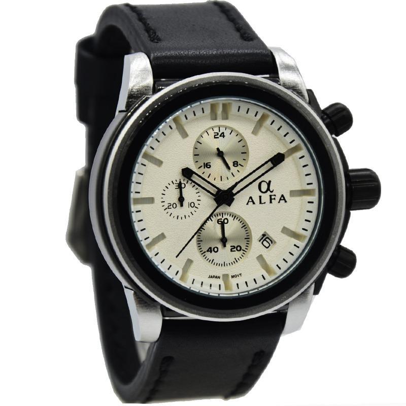 Alfa Cronograph 3301mb