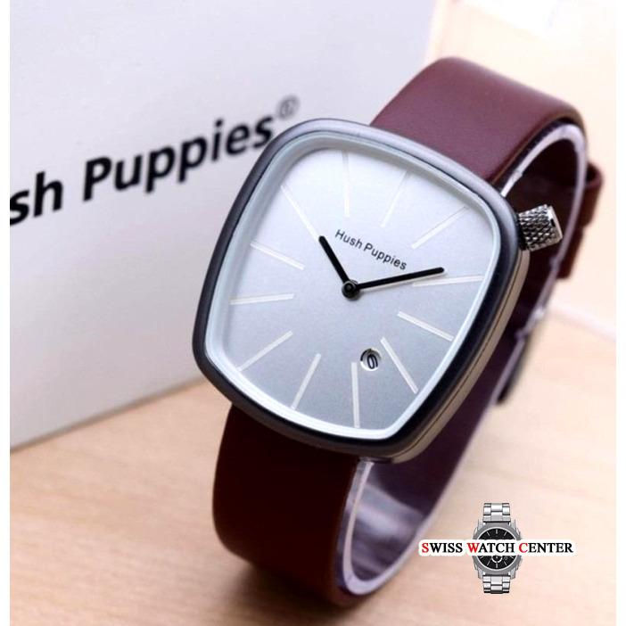 Jam Tangan Wanita,Hush.Puppies Round Shaped