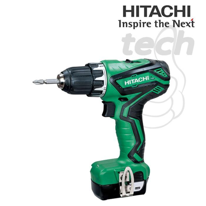 Bor Obeng Baterai / Cordless Driver Drill Hitachi DS10DAL / DS 10DAL