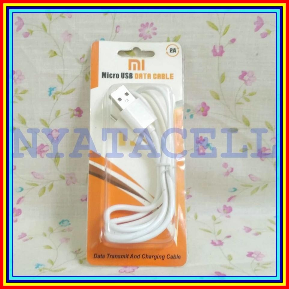 Beli Kabel Data Xiaomi Redmi 1 2 3 Note Mi Charger Transfer Headseat Putih Oc