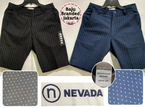 Baju Branded Pendek Nevada Original Premium