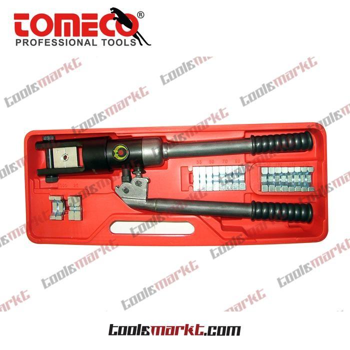 ORIGINAL - Tomeco Alat Press Kabel Skun Hidrolik 10-300mm Hydraulic Crimping Tool