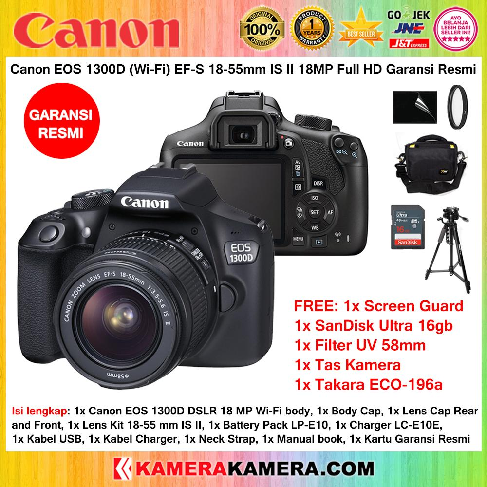 Buy Sell Cheapest Belle 16a Wifi Best Quality Product Deals Tripod Takara Eco 196a Canon Eos 1300d Ef S 18 55mm Is Ii 18mp Garansi Resmi