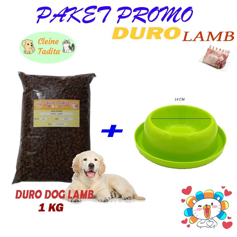 Promo Makanan Anjing Duro Lamb - Cleine Tadita Petshop By Cleine Tadita Petshop.