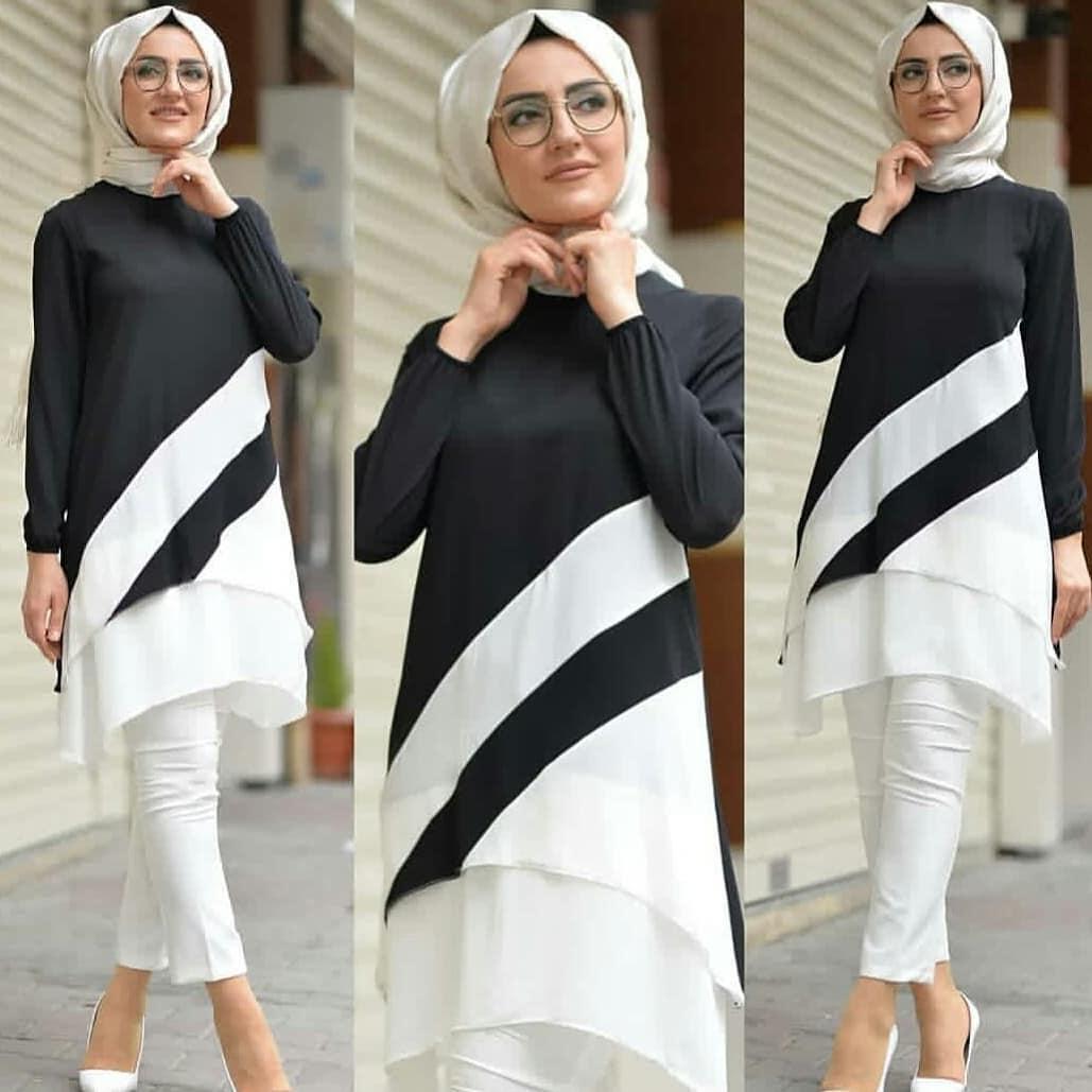 ... PEREMPUAN MUSLIM L HIJAB ISLAM SALEM. Source · Baju Original Muslim Termurah MCL TABITA TUNIK Modern Baju Gamis Panjang Wanita Pakaian Cewek Gaun ...