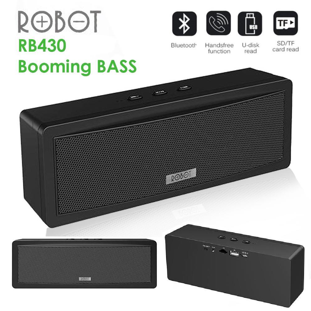 Harga Speaker Robot Terbaru 2018 Rb430 Bluetooth 30 Square Mini Hifi Black De032 Rp 140000 Wireless Extra Bass Support Handsfree Hitam
