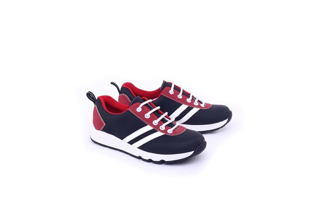 Garsel Sepatu Sport Anak Laki-Laki Bahan Synthetic Out Sole TPR - GMU 9558