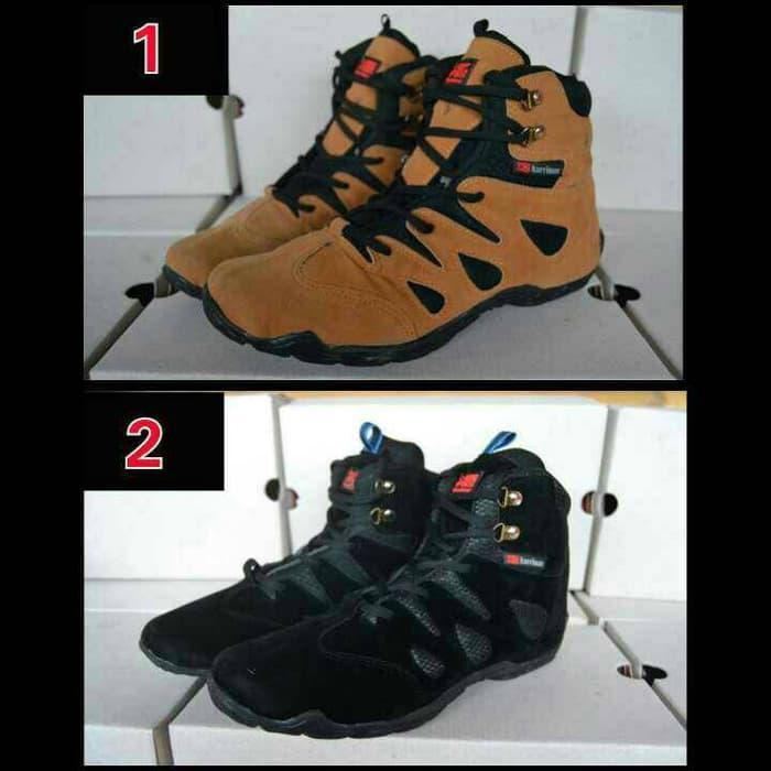 ORIGINAL!!! Sepatu karrimor high / tracking hiking gunung traveling /eiger salomon - T6ZEJR