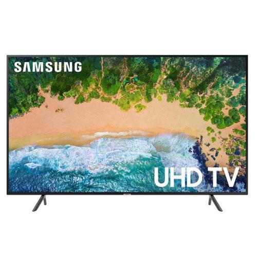SAMSUNG 4K UHD Flat Smart Digital LED TV 43 - 43NU7100 - Khusus JABODETABEK