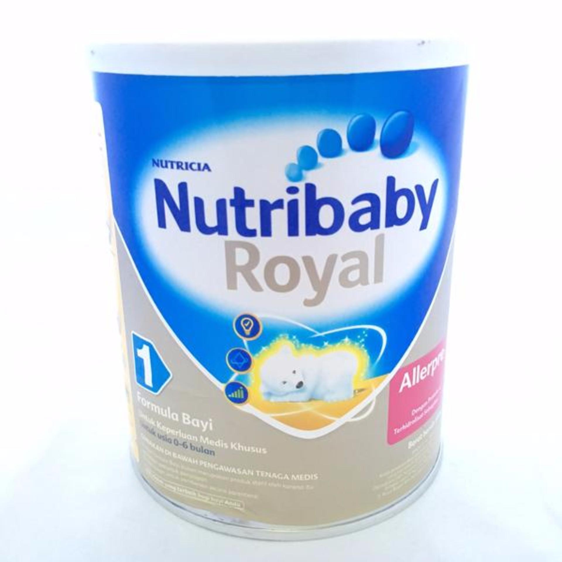 Jual Susu Formula Nutricia Termurah Bebelac 4 Vanilla Madu 400gr Nutribaby Royal Allerpre 1 400 Gr