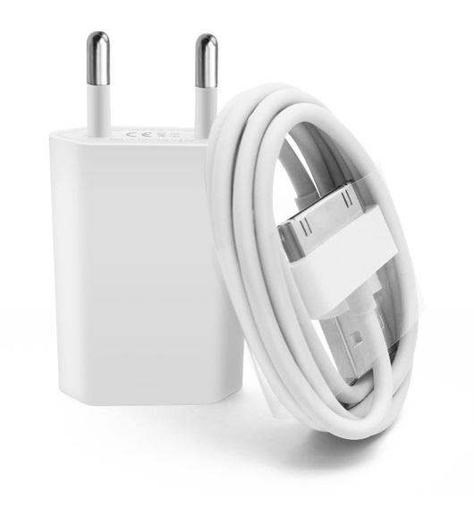 Travel Charger Iphone 4 / Tc Ipad Kw-FC022