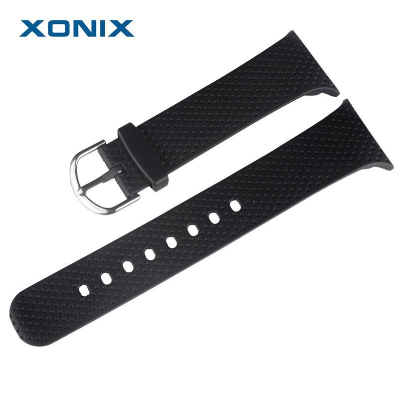 Xonix Merek Tali Jam Tangan Aksesoris (Difoto Harap Dicatat Model Tipe)