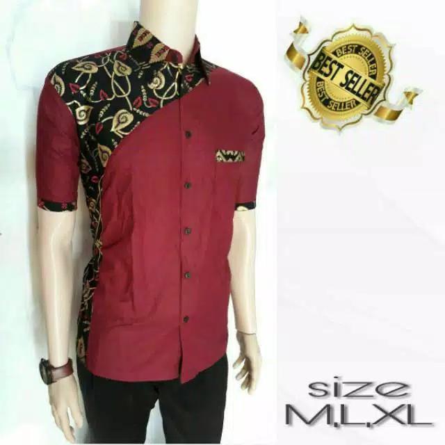 Kemeja Batik Pria Terbaik Terbaru Lazada Co Id