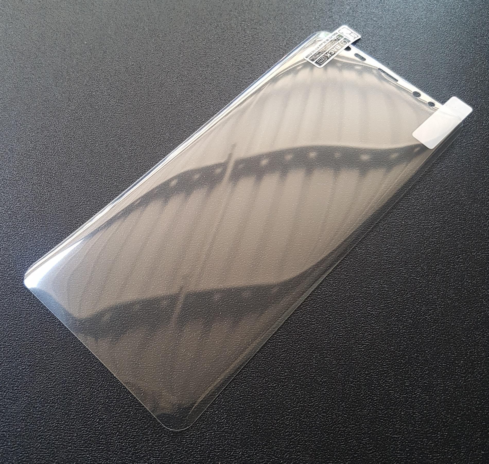 Anti Gores Curved Plastik Samsung Note 8 / N950F 6.3 Inch Full Layar