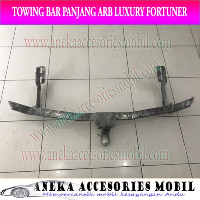 Bumper Towing Bar Belakang Toyota Fortuner