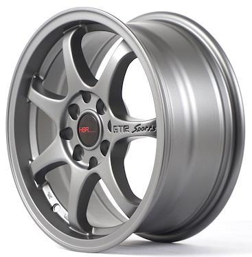 Velg Mobil Murah GTR SPORT 514 HSR Ring 15 ( Wheelskingdom ) VARIAN 3 WARNA