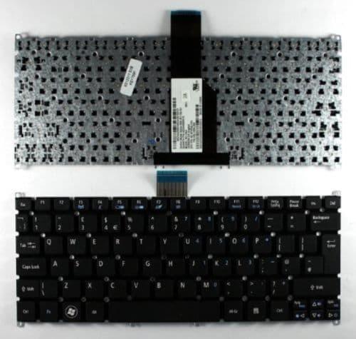 Sedang Diskon!! Keyboard Acer Aspire One 725, Ao725, 756, Ao756, Ultrabook S3 Hitam - ready stock