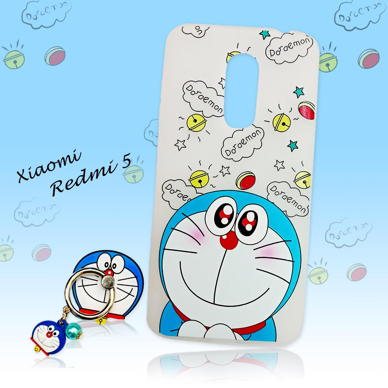 Rajamurah Softcase Plus Ring New Xiaomi Redmi 5