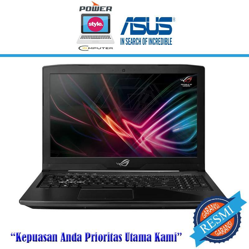 ASUS ROG GL503GE - I7 8750H- 8GB- 1TB- GTX1050Ti- WIN10- 15.6 120Hz