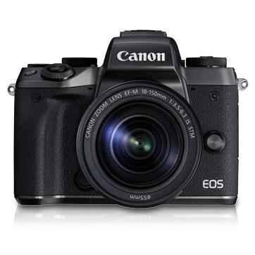 Canon Digital Camera EOS M5 with EF-M18-150 IS STM