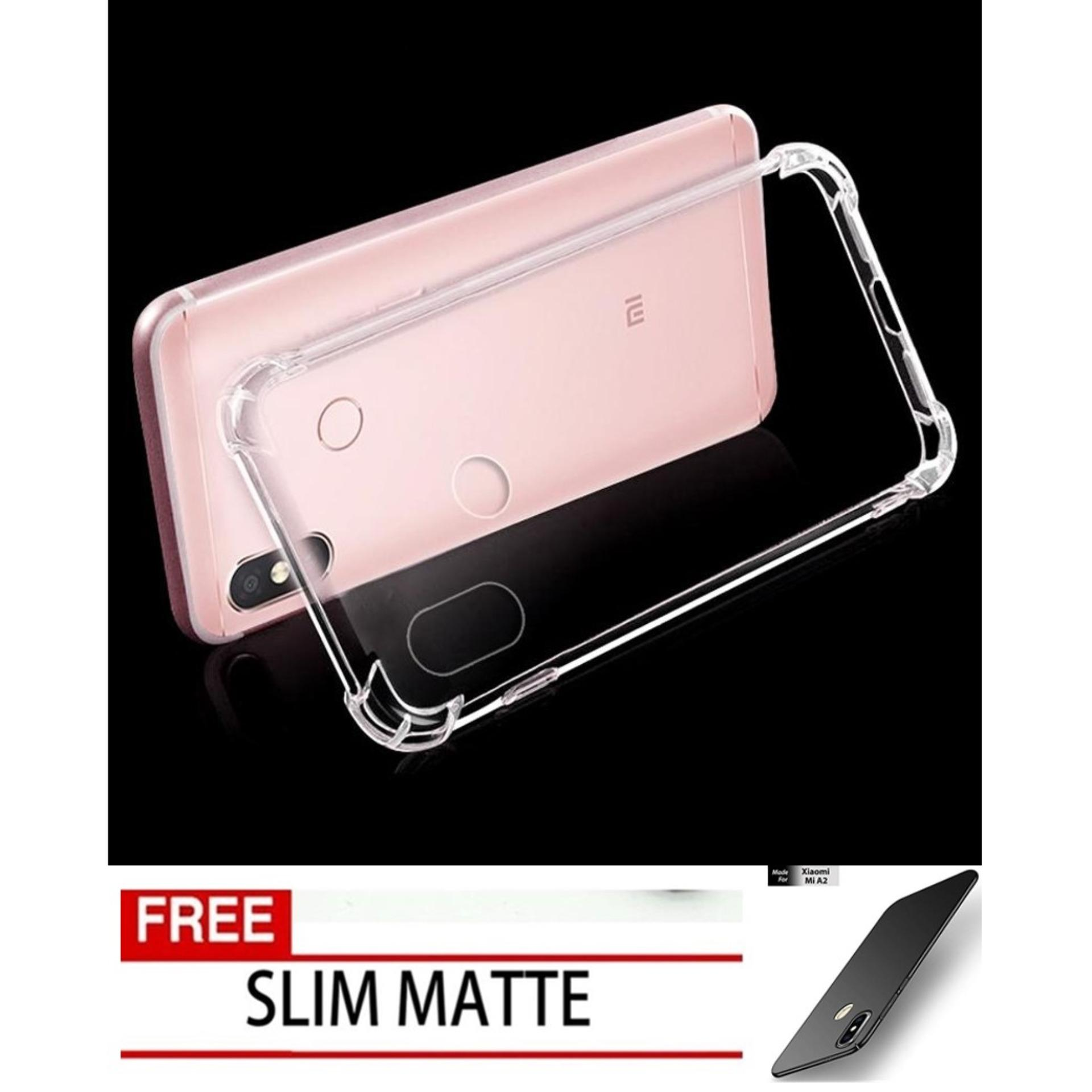Case Anti Shock / Anti Crack Elegant Softcase For Xiaomi Mi A2 / Mi 6X –