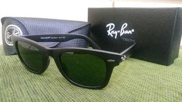 Kacamata Rayban Wayfarer 2140 BLACK (50mm)