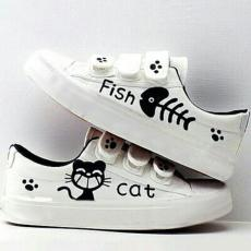 RK SNEAKER RIPET FISH CAT