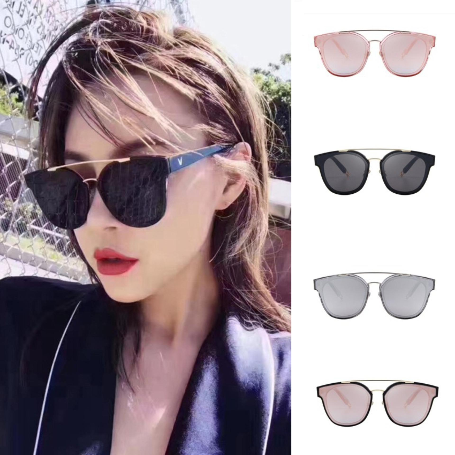 Timely - 2018 New Cat Eye Gentle Luxury Mn5023 - Kacamata Pria Dan Wanita - Fashion - Branded By Timely Indonesia.