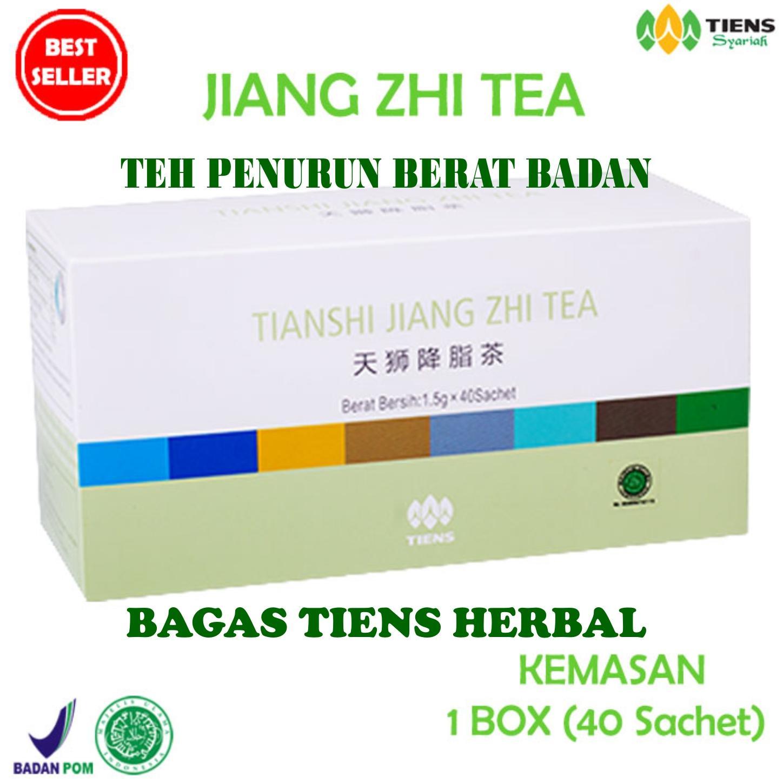 Tiens Jiang Zhi Tea Pelansing Alami Herbal Original Tiens By bagas tiens herbal1 Box Free Gift