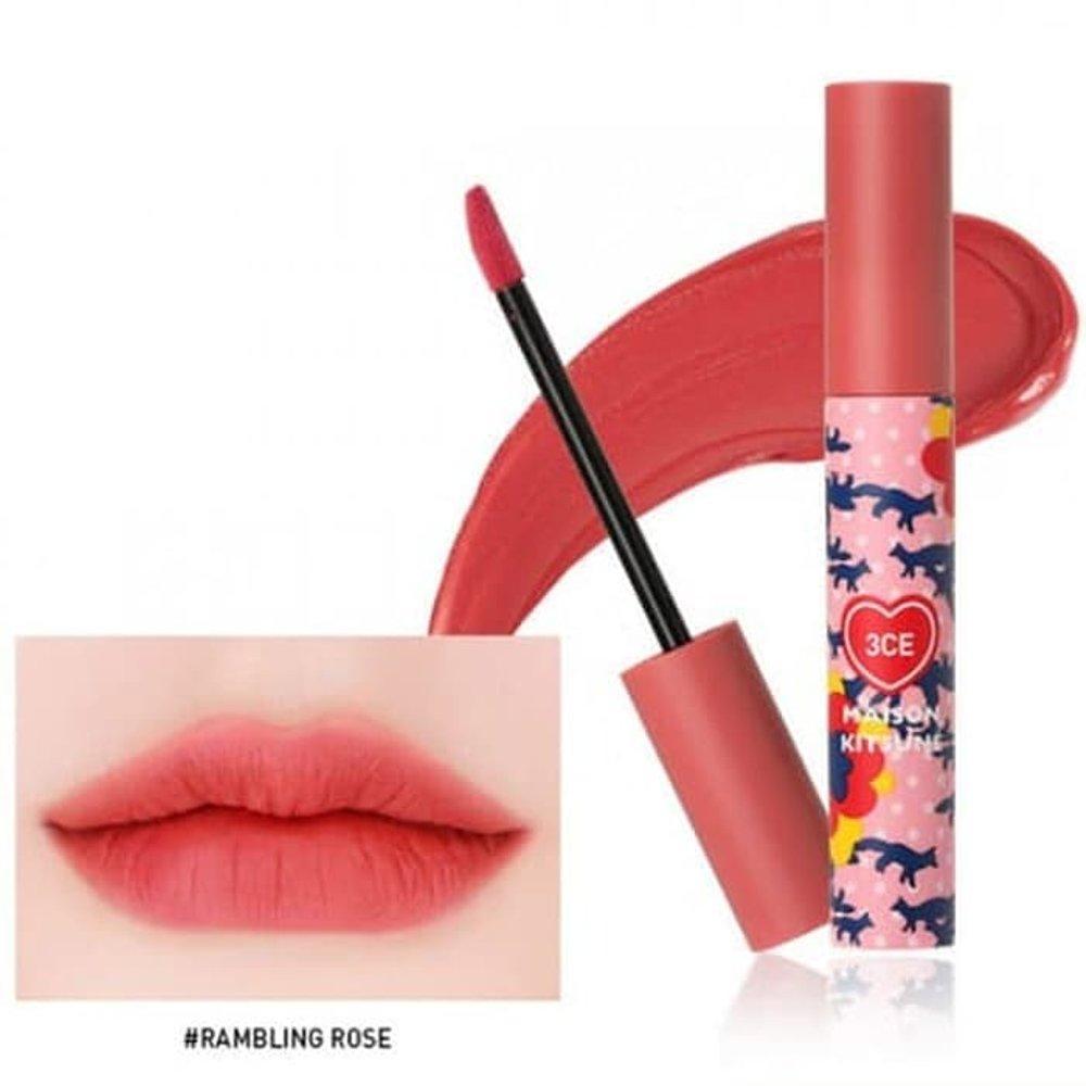 Jual Makeup 3ce Terbaru Terlengkap Lipstick Matte Mood Recipe Lip Color Mini Kit Box Coklat Lipstik Gift Set Kosmetik Bibir Maison Kitsune Velvet Tint