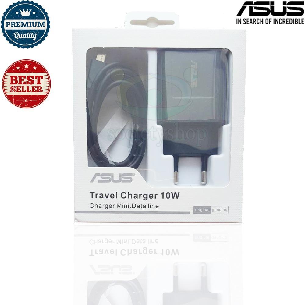 ORIGINAL Charger Asus Zenfone 2A - Carger Hp Casan Ori Cas Smartphone 2 3 4 5 Laser Go Zoom Pro Live