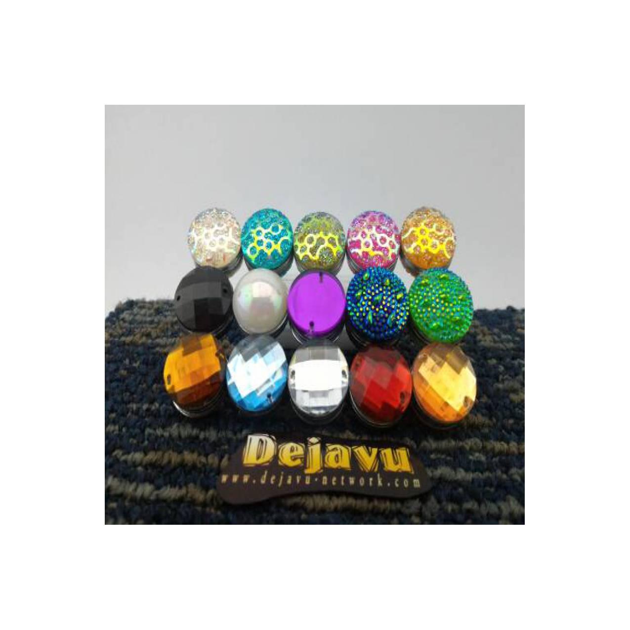 Grosir 15's Bros Pin Jilbab Kerudung Magnet Murah + kotak