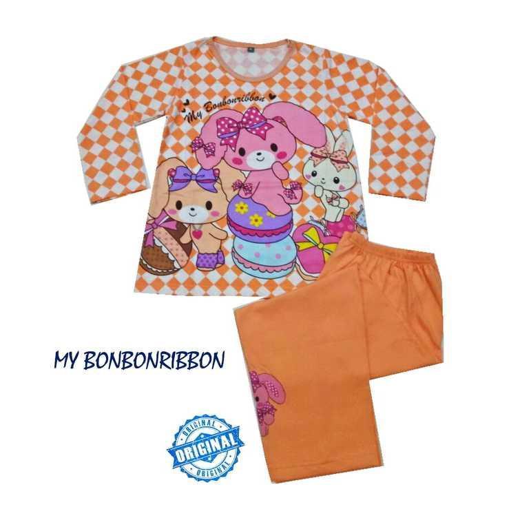 Best Seller!!! Anne Claire - My Bonbonribbon Baju Rumah Anak Cewek Keren Terbaru Murah