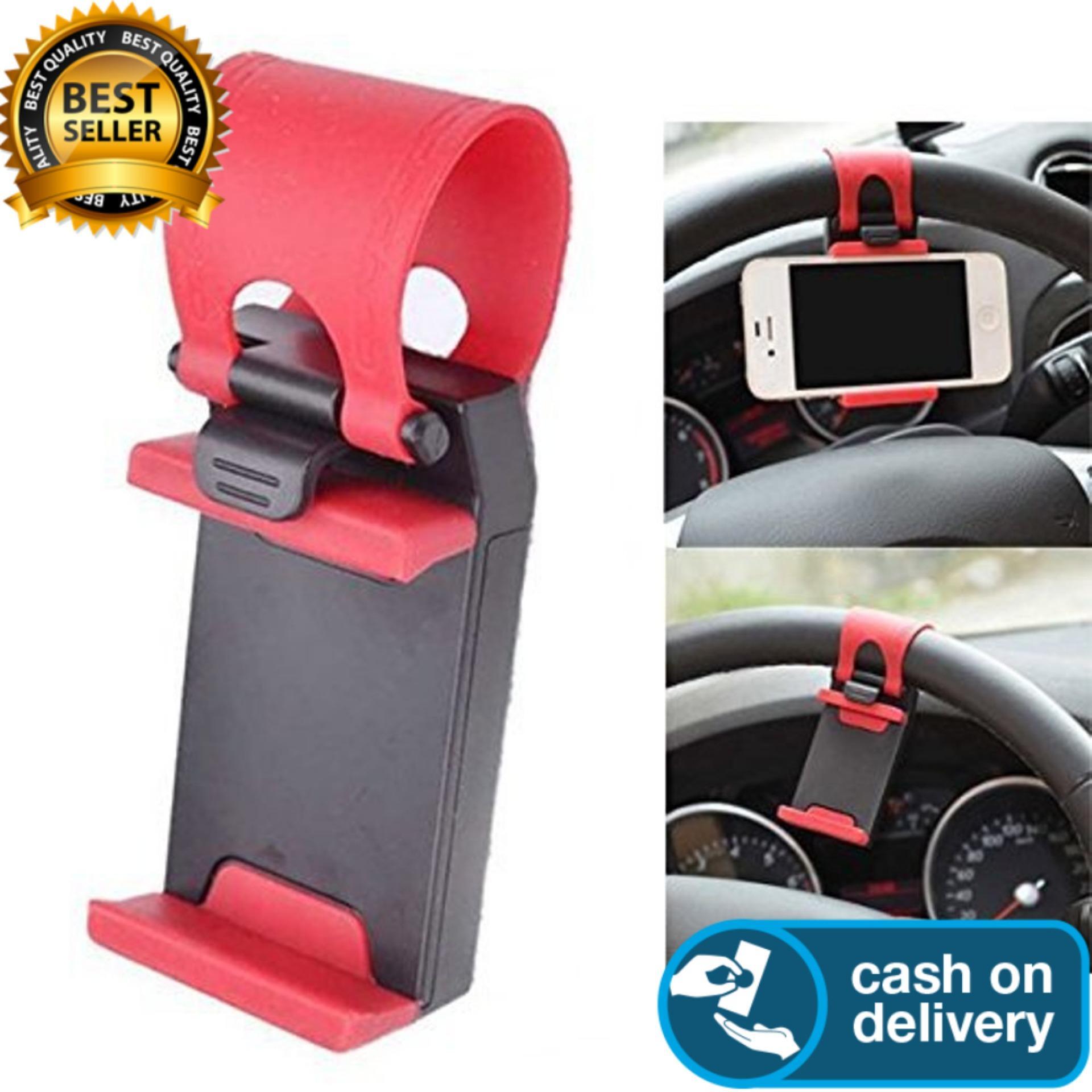 Car Holder Stir Mobil Setir Update Daftar Harga Handphone Tempel Kemudi Smartphone Hp Gps Goog Hybrid Tech Steer