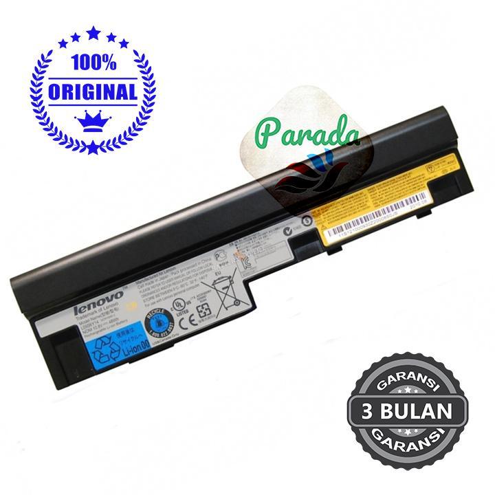 Baterai / Batre Laptop Lenovo Ideapad S10-3 S100 S205 U160 U165 Ori